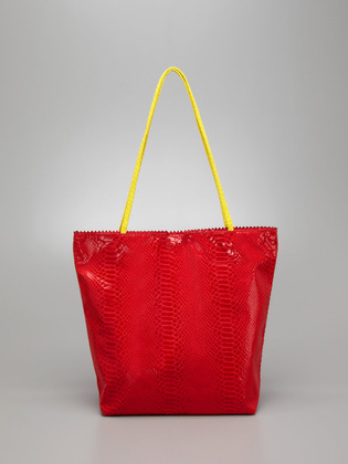 USC Gameday Tote by Carlos Falchi