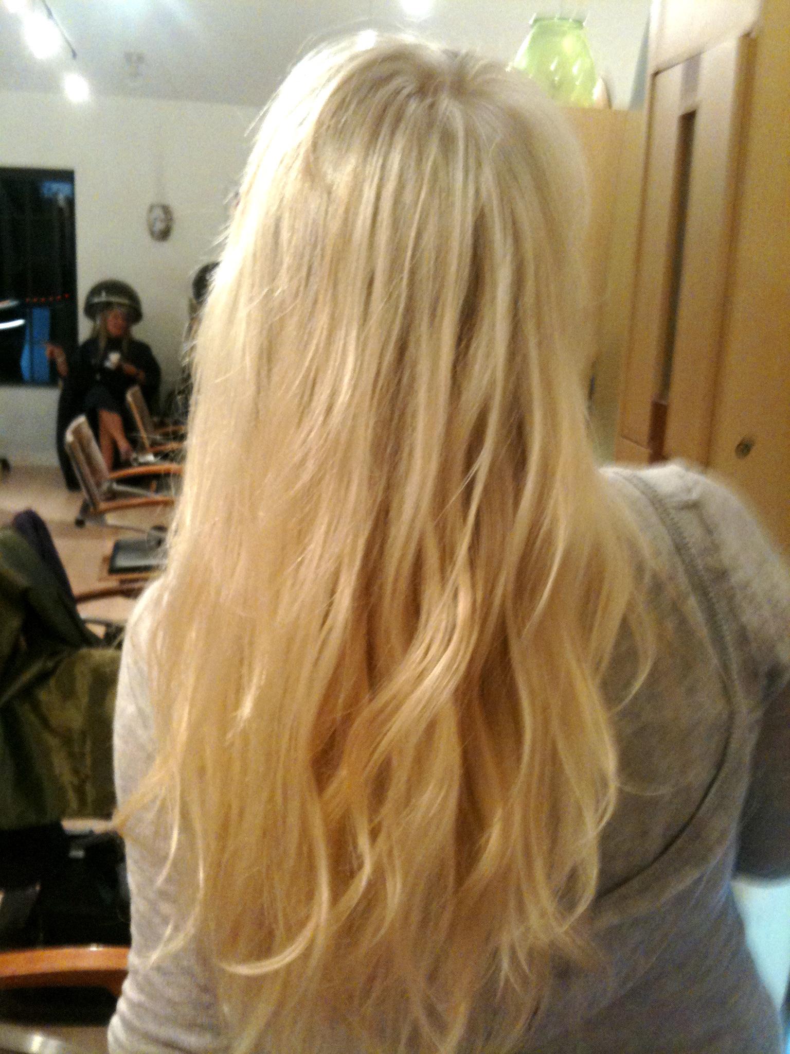 Hair by Astrid