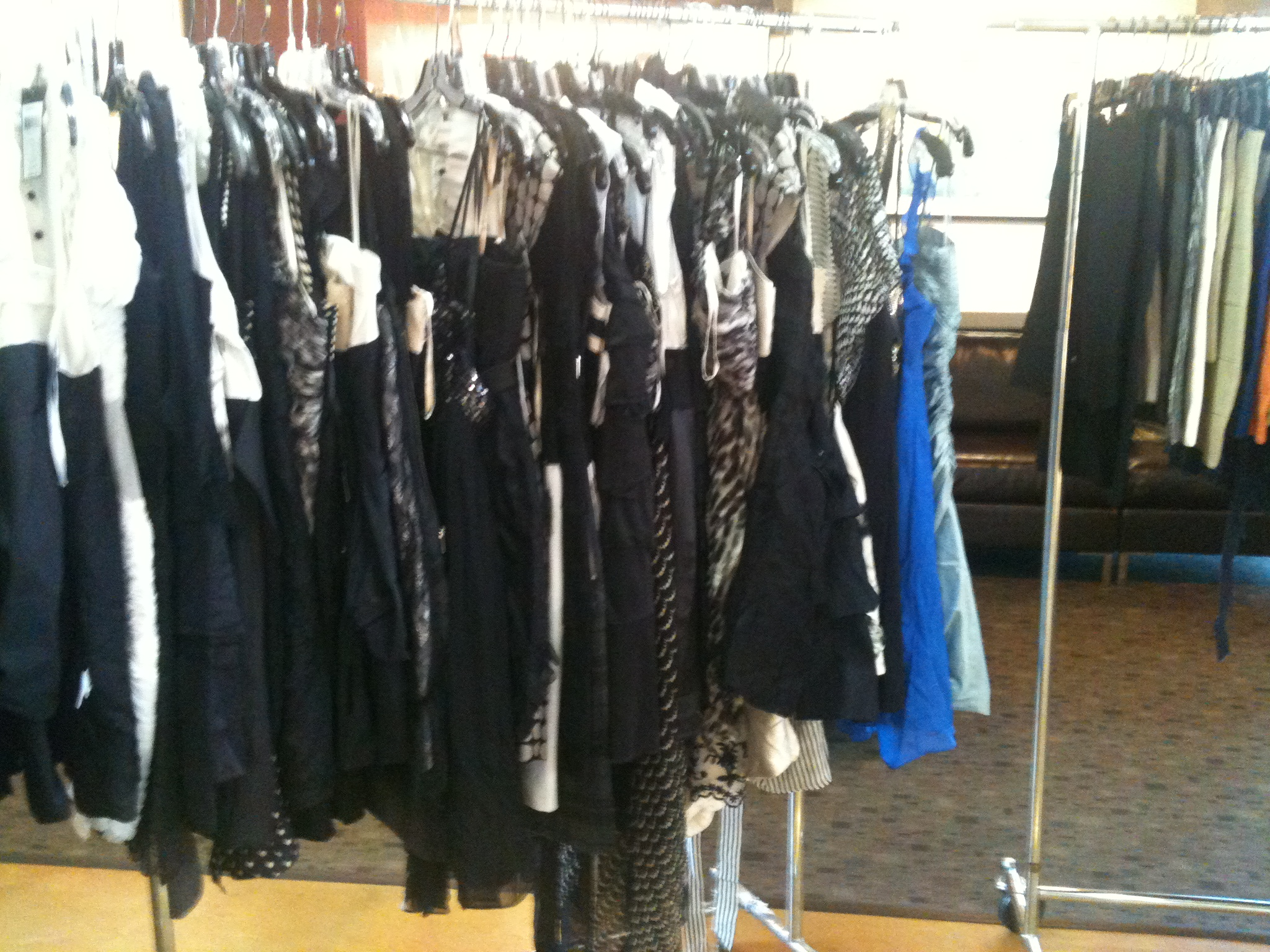 Spring Sample Sale Featuring Latest Trends!