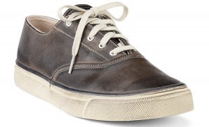 Sperry-topsider, Sperry-cloud-logo-burnished-cvo