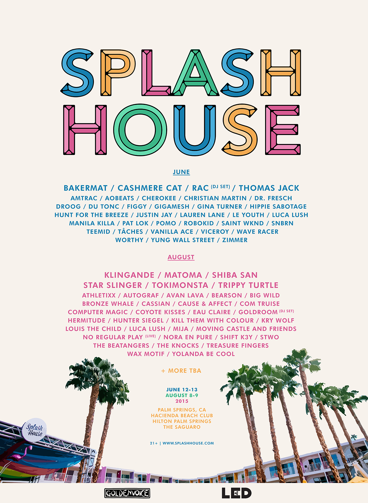 splash-house-2015, splash-house, palm-springs